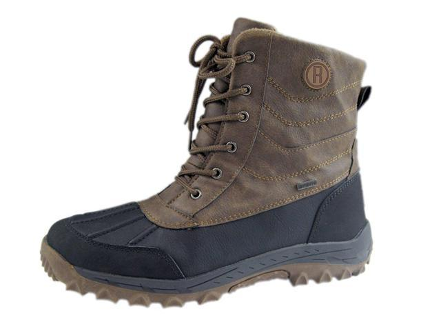 fc9cbf705ce Rocky Moose Men's Winter Snow Boots Michigan Waterproof Guaranteed -  Newegg.ca