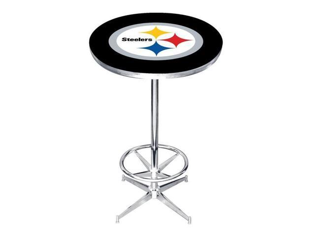 detailed look d379c 80d9c Imperial Fan Shop 720801843049 27 x 42 in. Pittsburgh Steelers NFL Pub  Table - Newegg.com