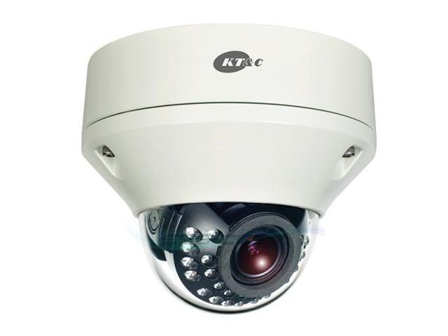 2.8-12mm Dual Power KT/&C OMNI EZ HD-TVI Camera Full HD 1080p Indoor Dome