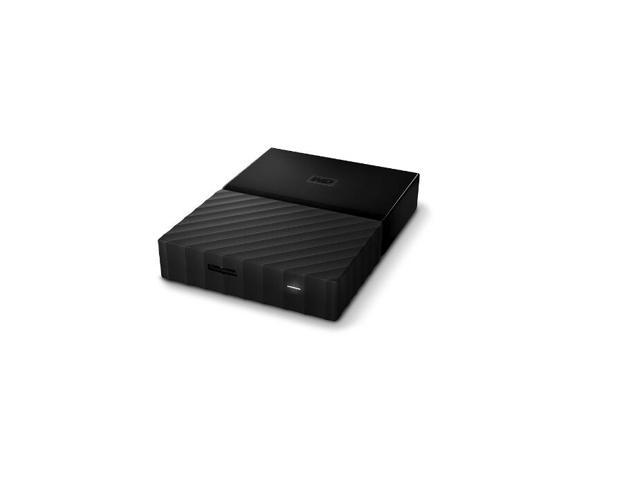WD 3TB Black My Passport for Mac Portable External Hard Drive - USB 3 0 -  WDBP6A0030BBK-WESN - Newegg com