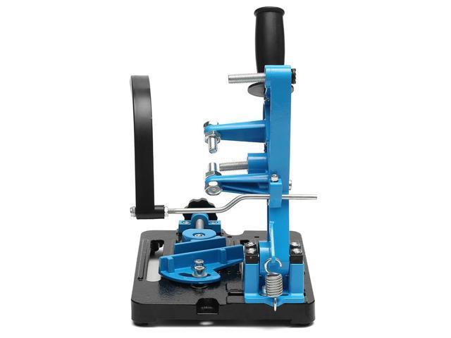 115-125 Angle Grinder Stand Grinder Holder Support Cast Iron Base Bracket Holder