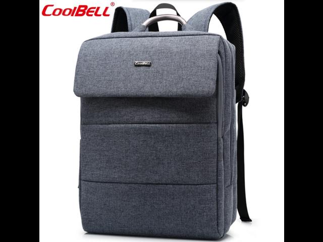 dbd912eeee2d Laptop Backpack,CoolBell Waterproof Multipurpose Luggage Travel Bags  Knapsack BackPack Hiking Bags Students School Shoulder Backpacks 15.6 Inch  Laptop ...