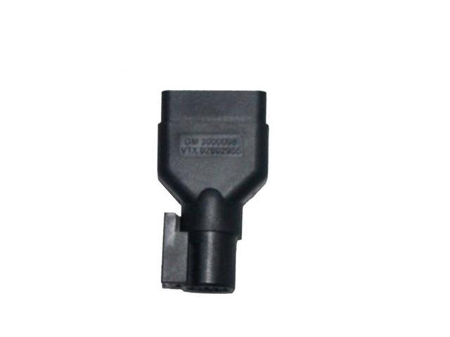 OBD2 16PIN Connector for GM TECH2 Diagnostic Tool GM 12 Pin To OBD1 OBD2 16  Pin Connector Adapter Car Motor Diagnostic Tool Cable
