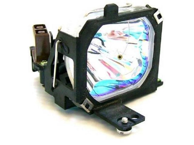 Replacement Lamp Assembly with Genuine Original OEM Bulb Inside for GEHA Compact 565 Projector Power by Philips