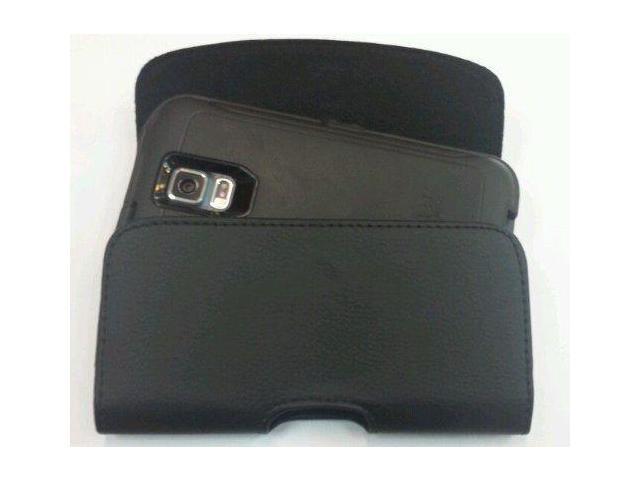 hot sale online f6b9c d630b For Samsung Galaxy J7 Star XL BELT CLIP LEATHER HOLSTER FITS OTTERBOX CASE  ON - Newegg.com