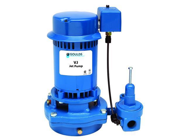 Goulds Vj10 60hz Vertical Deep Well Pump 1hp Newegg Com