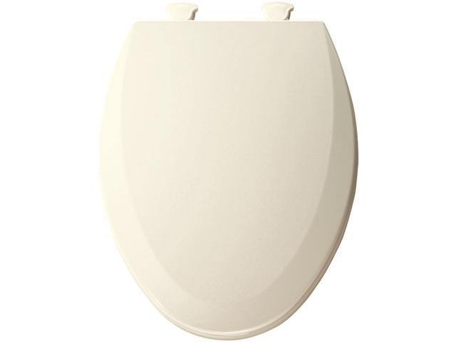 Enjoyable Bemis 1500Ec 346 Molded Wood Elongated Toilet Seat With Easy Clean Change Hinge Biscuit Linen Newegg Com Pabps2019 Chair Design Images Pabps2019Com