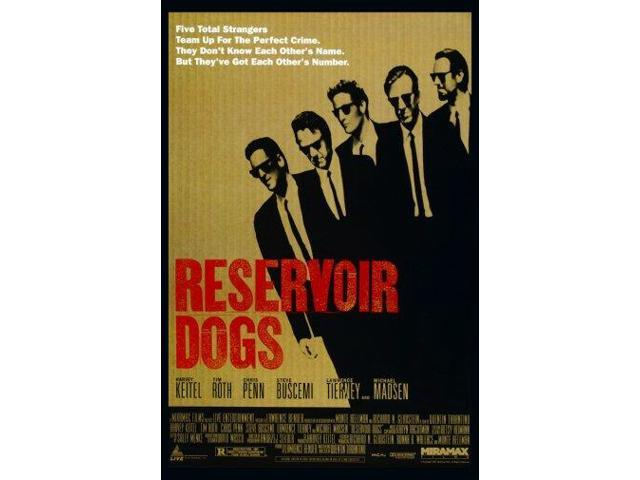 Reservoir Dogs Movie Poster #01 11inx17in mini poster