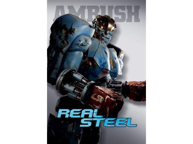 Real Steel Movie Poster 24x36in #04