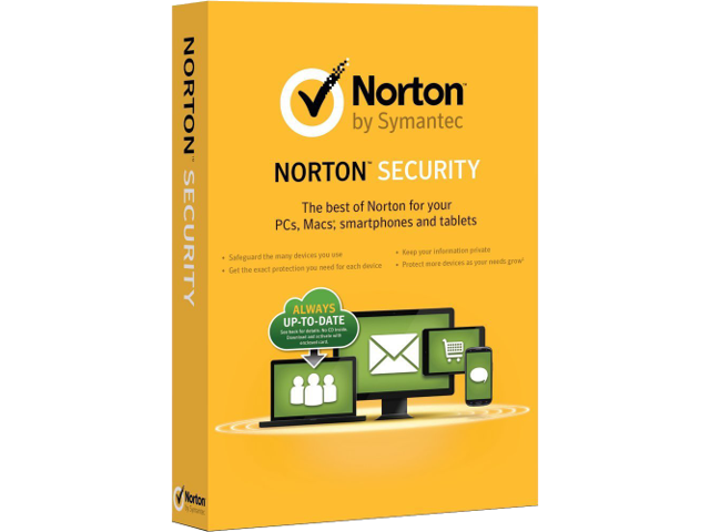 Norton Security Deluxe 1 Yr 5 Devices PC/MAC/Android/iOS Download USA  Canada MX Only - Newegg ca