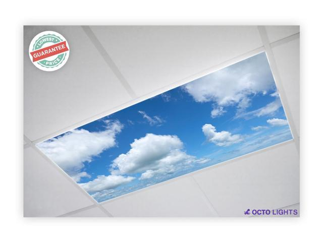 Fluorescent Light Covers >> Cloud Decorative Fluorescent Light Cover These Decorative Light