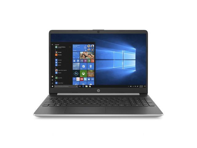 "HP 15.6"" HD Laptop, 10th Gen. Intel Core i7-1065G Quad-Core ..."