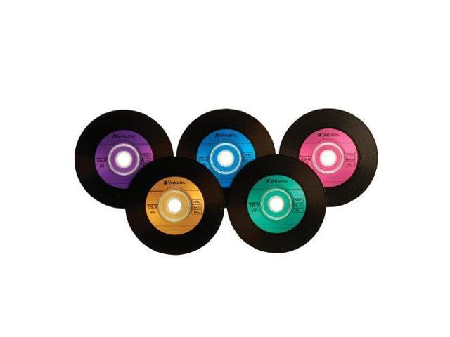 Verbatim Digital Vinyl 700 Mb Multicolor Cd R Spindle 25