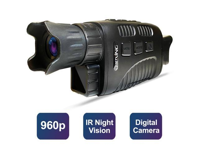 Night Vision infrared Binoculars with LCD Screen digital Video Recording