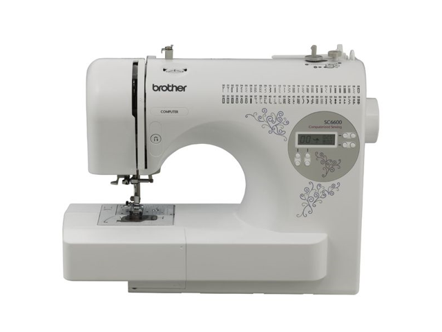 Brother Sewing Machine SC40 Computerized Sewing Machine Unique Refurbished Brother Sewing Machine