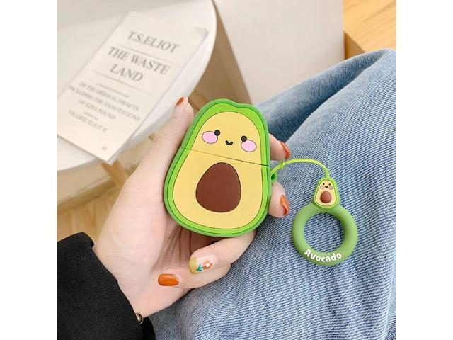 Earphone Case For Apple Airpods 1 Cute Cartoon Cover For Airpods 2