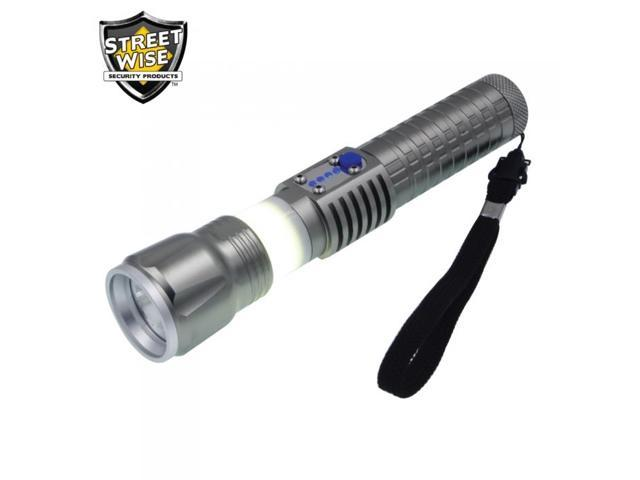 Streetwise Security Products Streetwise Xtreme Flashlight /& Power Bank Streetwise Security Products-Sports SWXLPB4