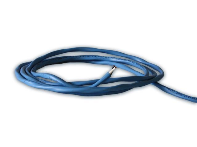 ThruSound Light Blue 14AWG 2-Conductor FT4 In-Wall Speaker Wire (100 ...