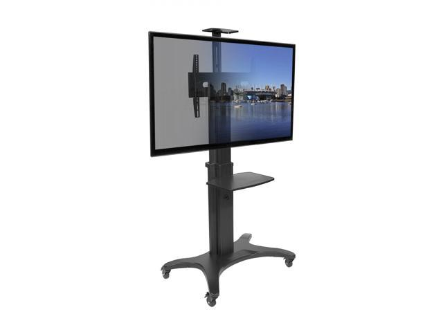 Kanto Mtma70pl Mobile Tv Stand For 40 70 Inch Flat Screen