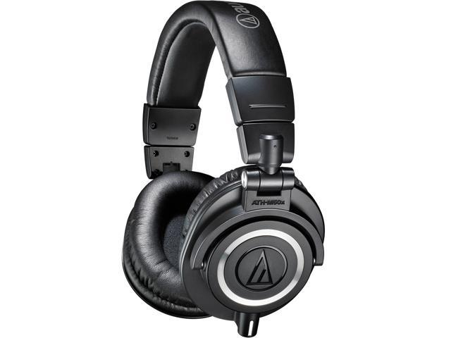 Audio Technica ATH-M50xBT Over-Ear Bluetooth Headphones