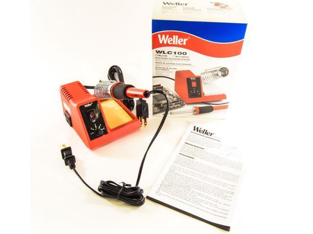 Weller WLC100 40-Watt Soldering Station - Newegg com