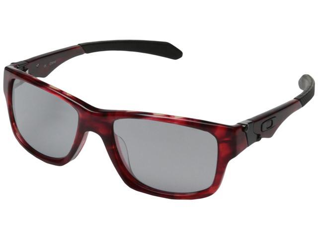 ddace72123 Oakley Jupiter Squared LX Asian Fit Sunglasses Dark Red Tortoise Frame  Slate Iridium Lens