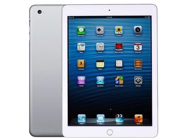 Silver Wi-Fi 9.7in Apple iPad Air 2 16GB