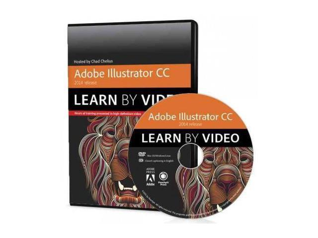 Adobe Illustrator CC Learn by Video (2015 release) | Peachpit