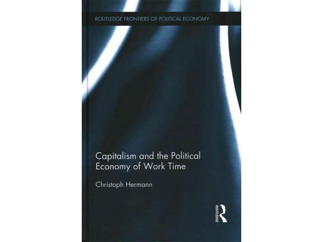 Capitalism (Routledge Frontiers of Political Economy)