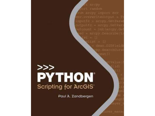 Python Scripting for ArcGIS - Newegg com