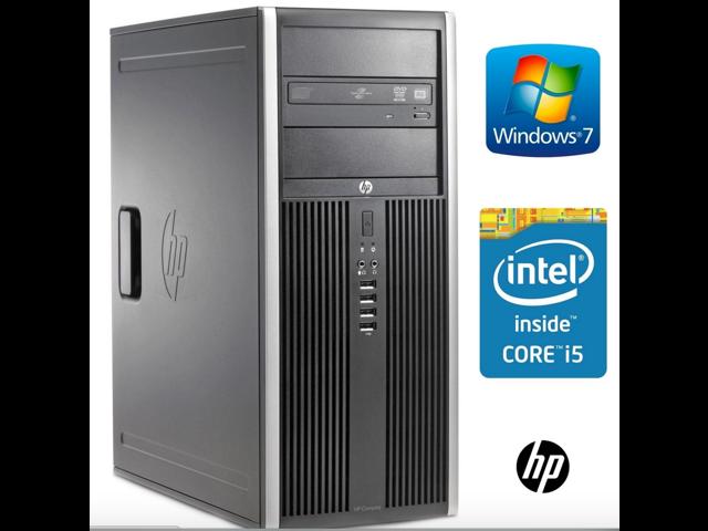 HP Compaq 6200 Pro MT/Core i5-2400 3 1 GHz/8GB DDR3/1TB HDD/DVD-RW/WINDOWS  7 PRO 64 BIT WIFI - Newegg com