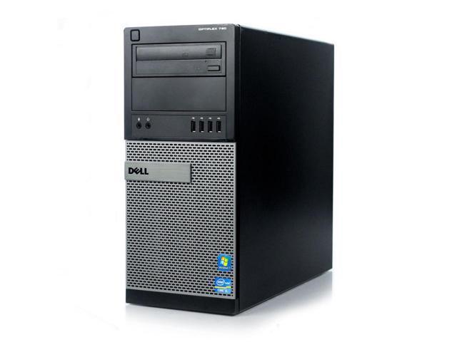 Dell Optiplex 790 MT i5-2500 3 30GHz 8GB 1TB Win 10 Pro - Newegg com
