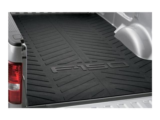 Oem 5 5 Styleside Truck Bed Mat Black 2004 2014 Ford F150 4l3z