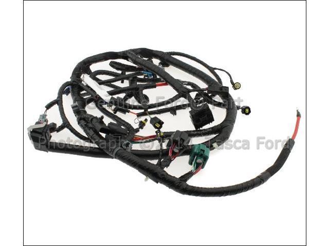 OEM Engine Control Sensor Wire Harness F250 F350 F450 F550 Excursion on
