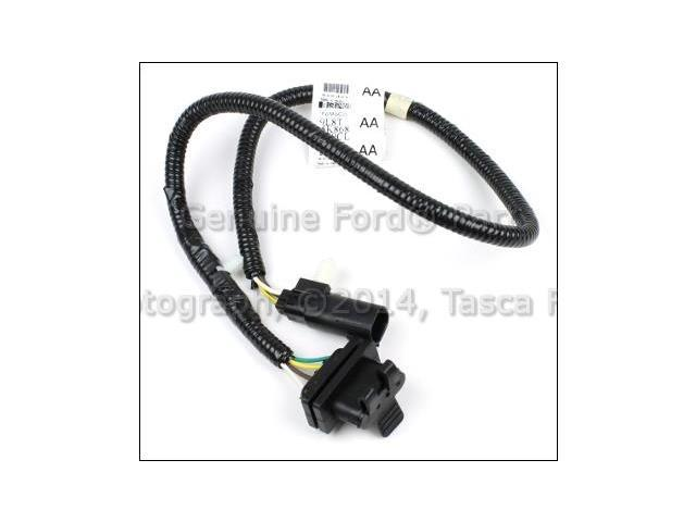 Ford Mercury OEM 4 Pin Trailer Tow Wire Harness #8L8Z-13A576-AA ...