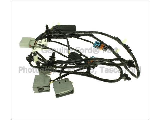 oem parking aid \u0026 fog light wiring harness 2013 ford escape dv6z