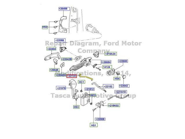 Oem Lh Drivers Side Front Door Lock Rod 20042007 Ford Focus 5s4z. Oem Lh Drivers Side Front Door Lock Rod 20042007 Ford Focus 5s4z. Ford. 2007 Ford Focus Fuel System Diagram At Scoala.co
