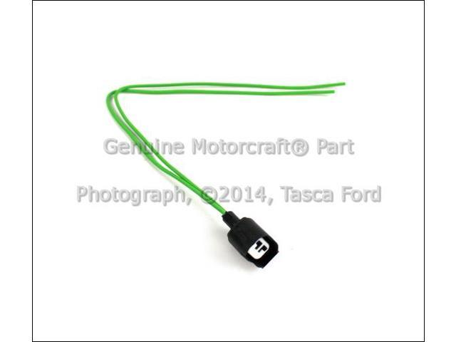 Oem 2 Cavity Pigtail Wiring Harness Ford Lincoln Mercury 5u2z14s411zb: Pigtail Wiring Harness At Jornalmilenio.com