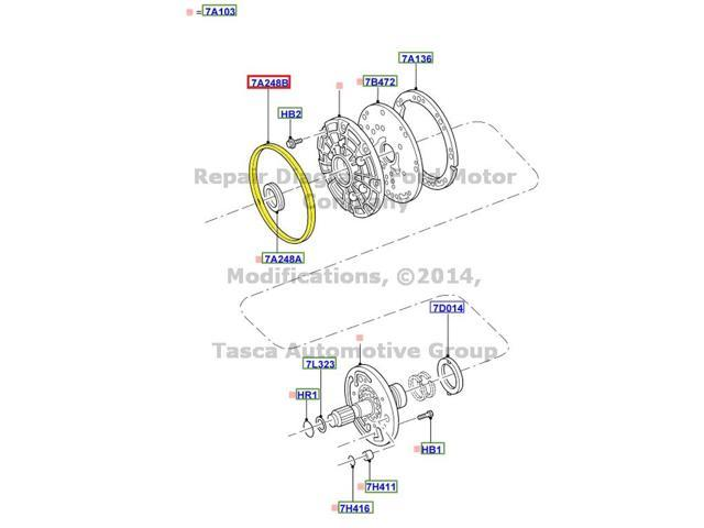 5r55n transmission diagram | 5r55s Transmission Parts Diagram