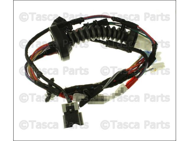 Fantastic Oem Mopar Rh Lh Rear Door Wiring Harness 2002 03 Dodge Ram Wiring Digital Resources Antuskbiperorg