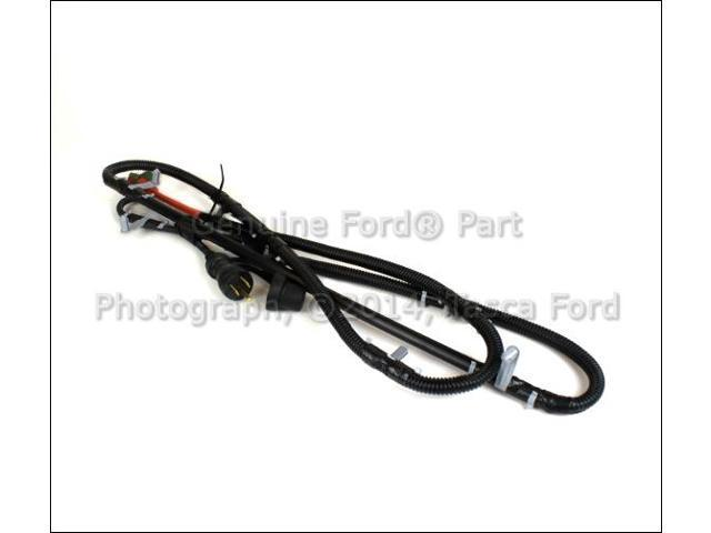 oem block heater wiring harness 2005 2007 ford f250 f350 f450 f550 rh newegg com Ford Wiring Harness Kits Wiring Harness Diagram