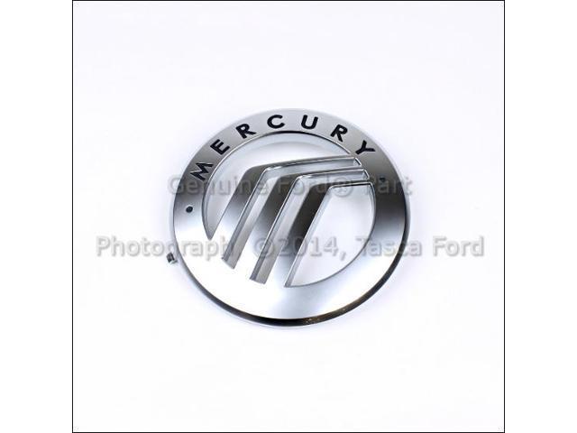 Oem Front Grille Emblem Mercury Milan 2006 2009 6n7z 8213 A