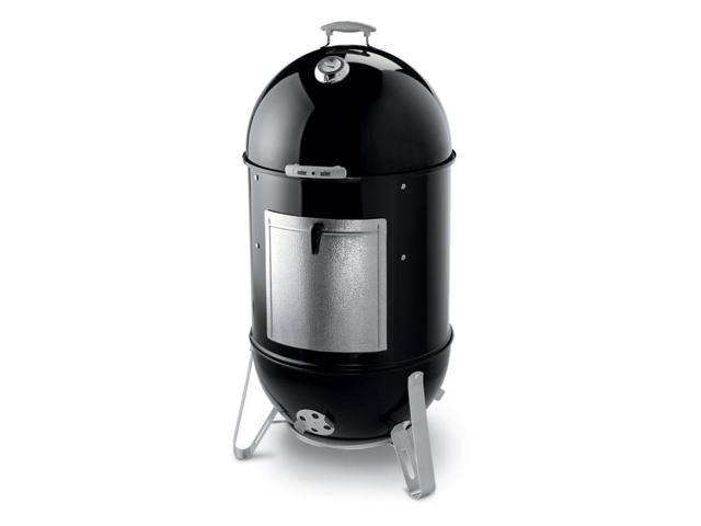 Weber Smoky Mountain >> Weber Smokey Mountain Cooker 22 Inch Smoker Newegg Com