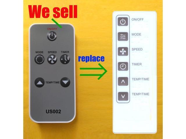 Remote Control for Haier ESA408J-T ESA418J-L EST12XCP Room Air Conditioner