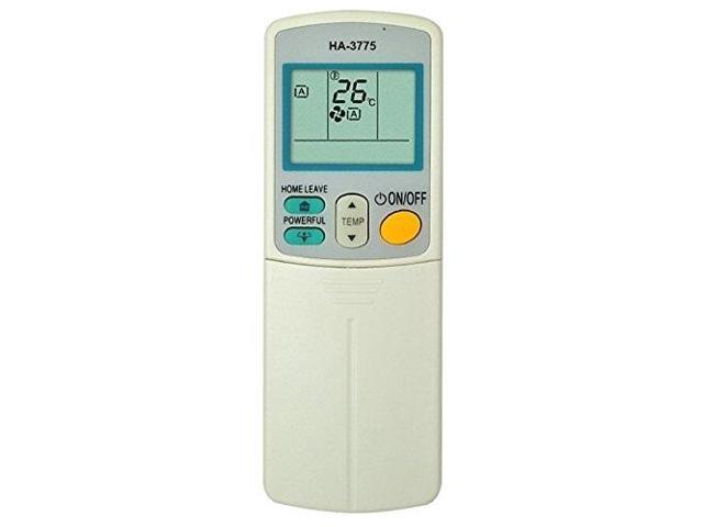 HA-3775 for Daikin Air Conditioner Remote Control ARC433B53 for CTXS09DVJU  CTXS09GVJU CTXS12GVJU - Newegg com