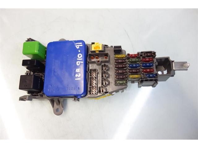 used 97 98 99 acura cl 3 0l under dash cabin fuse box + integrated unit