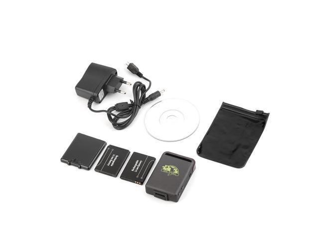 Mini Car Vehicle Tracker GPS Real time GPS/SMS/GPRS Tracking Device TK102-2  - Newegg com