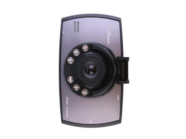 Full HD 1080P Car DVR Camera Dash Cam Video 2.3'' LCD G-sensor