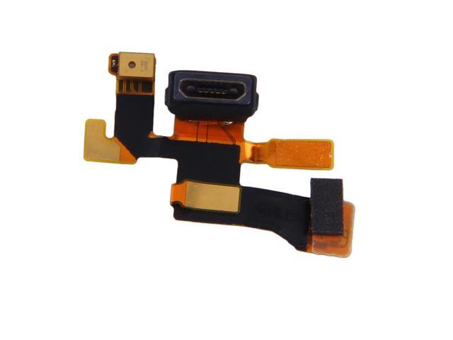 Micro USB Connector Microphone Charging Port Flex Cable For Nokia Lumia  1020 - Newegg com