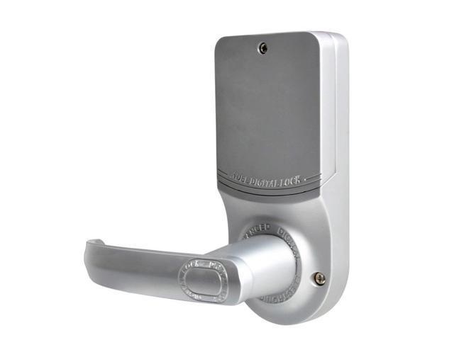 Adel Smart Door Lock Fingerprint Keyless Keypad Password control L/R Handle  - Newegg com